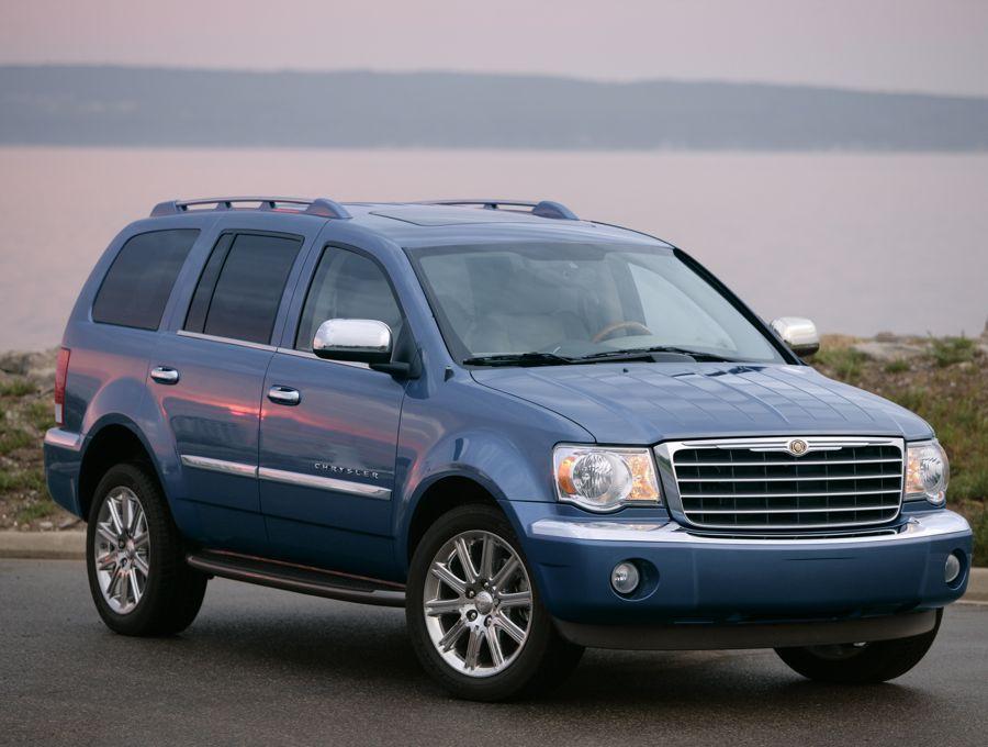 Chrysler Aspen Hybrid 2007