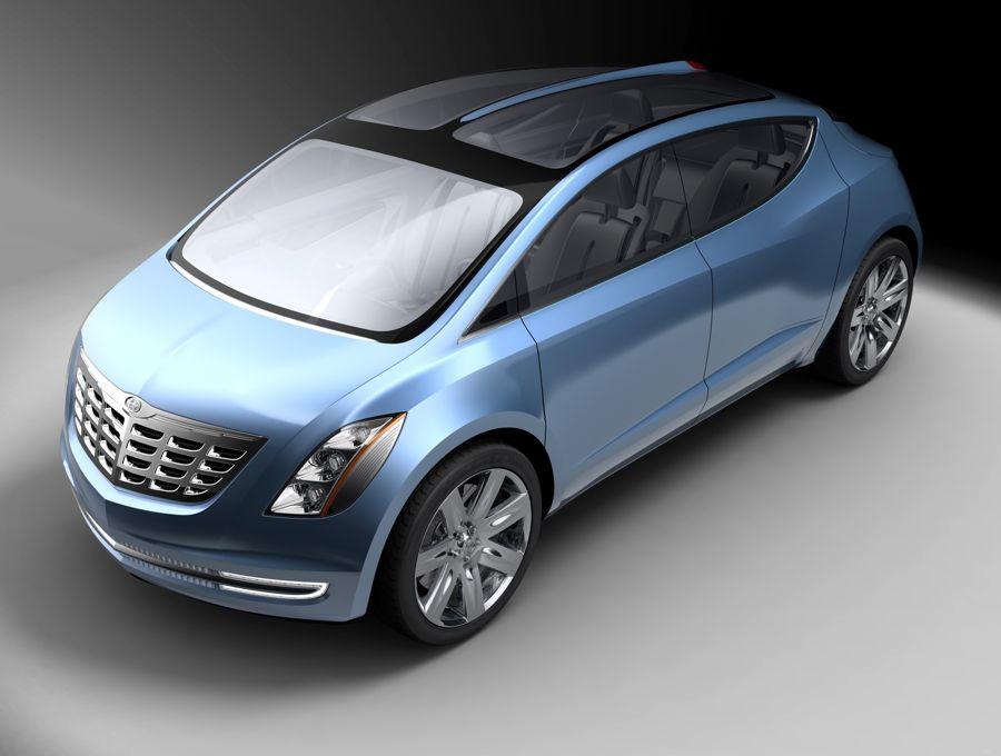 Chrysler Ecovoyager 2008
