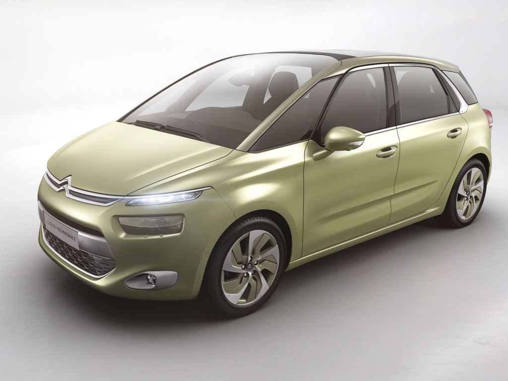 Citroen Technospace Concept (2013)