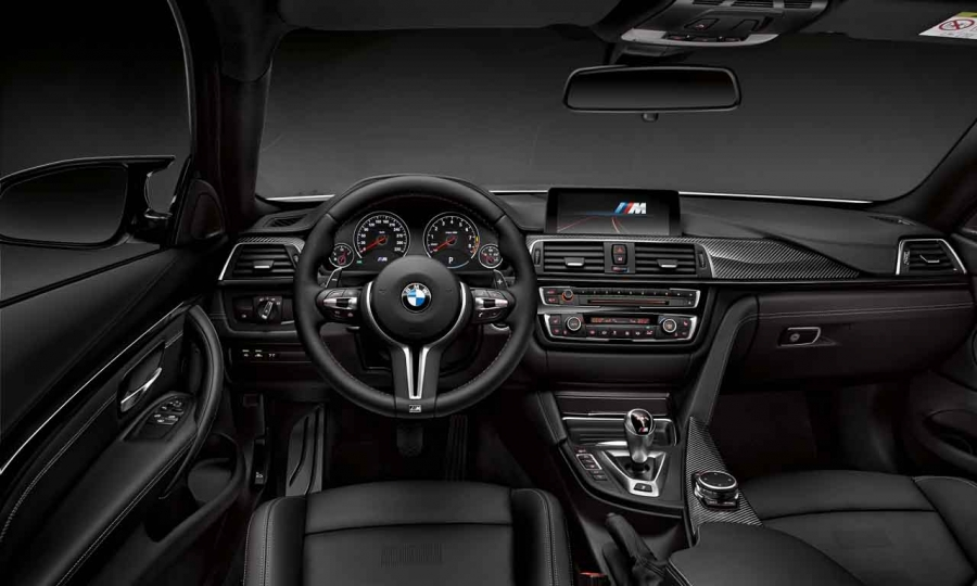 Competition Paket BMW M3/M4