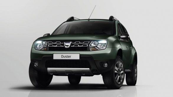 Dacia Duster (2014)