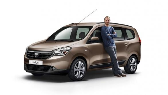Dacia Lodgy (2014)