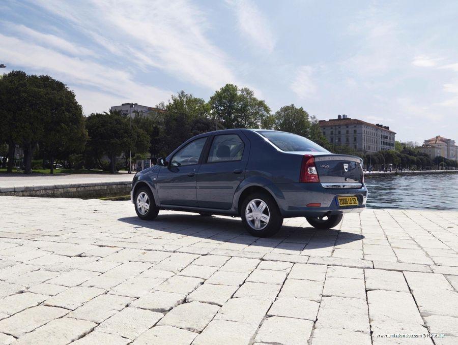 Dacia Logan 14 Mpi Lpg 2009