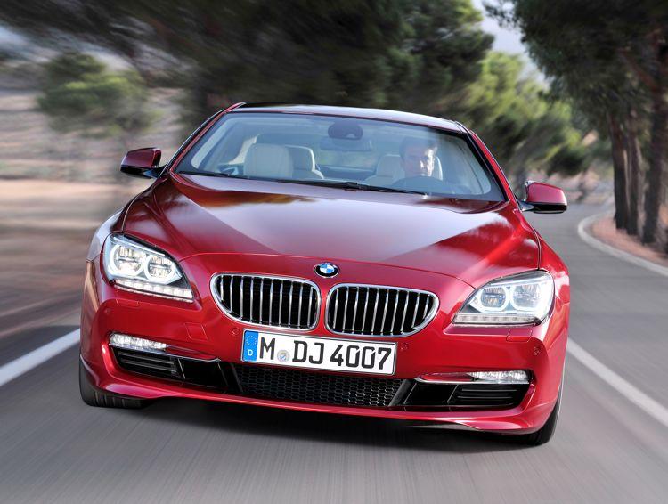 Das Neue Bmw 6er Coup 2011 Mit 77 Liter Verbrauch