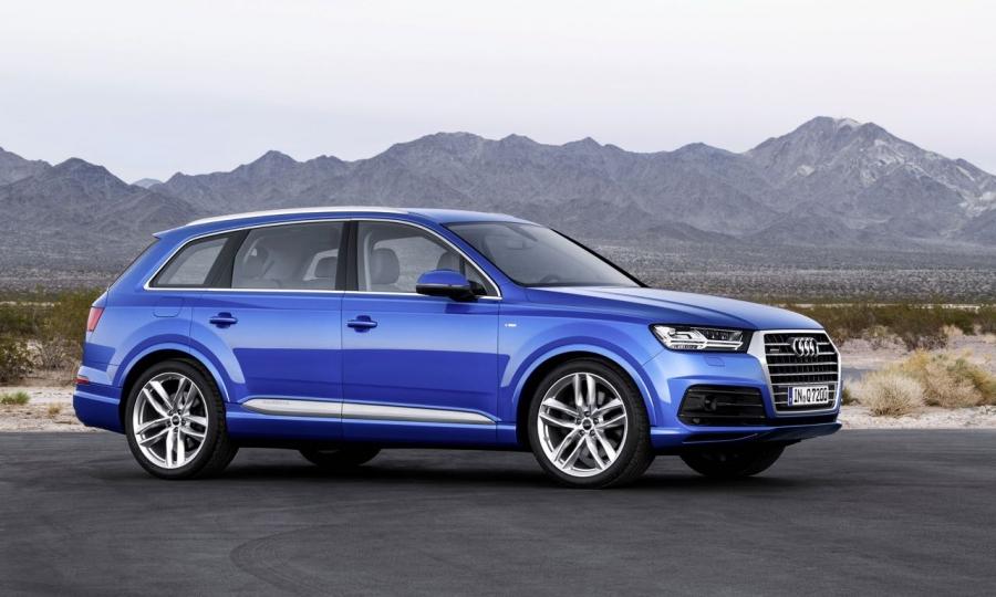Der neue Audi Q7 (2016)