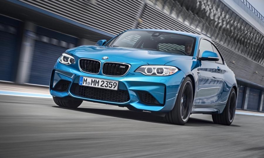 Der neue BMW M2