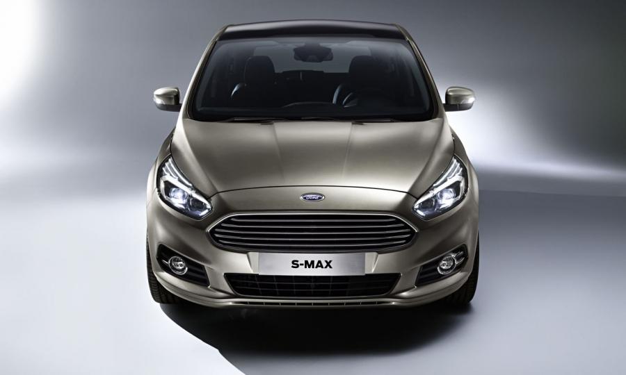 Der neue Ford S-Max (2015)