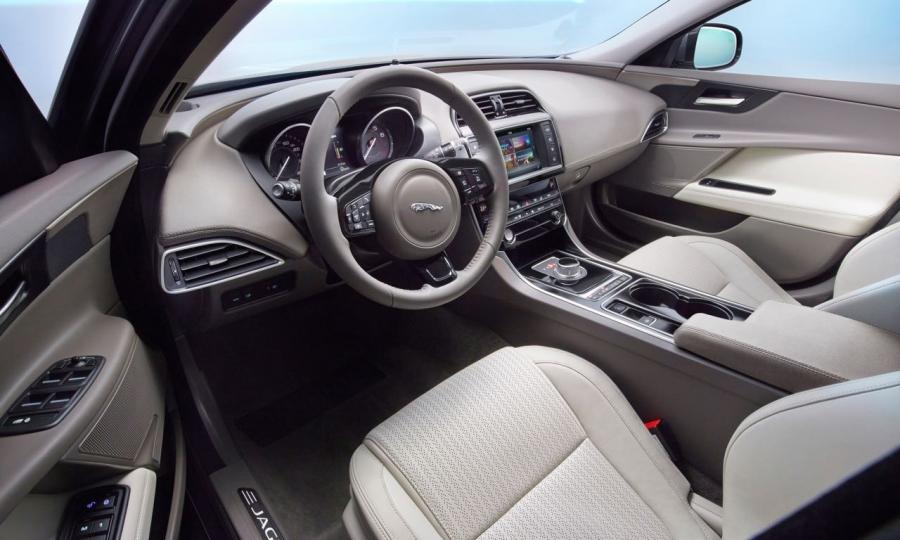 Der neue Jaguar XE