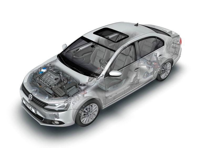 Der Neue Vw Jetta Konkurrenz Zum Passat Ab 20900 Euro