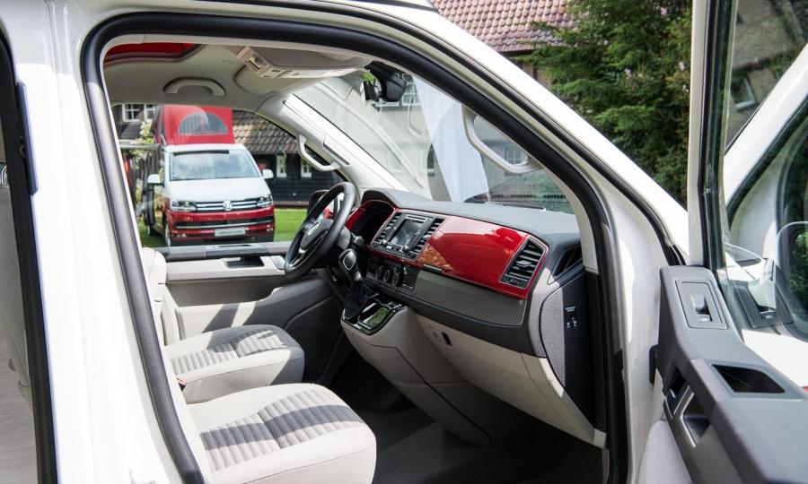 Details VW California Ocean T6