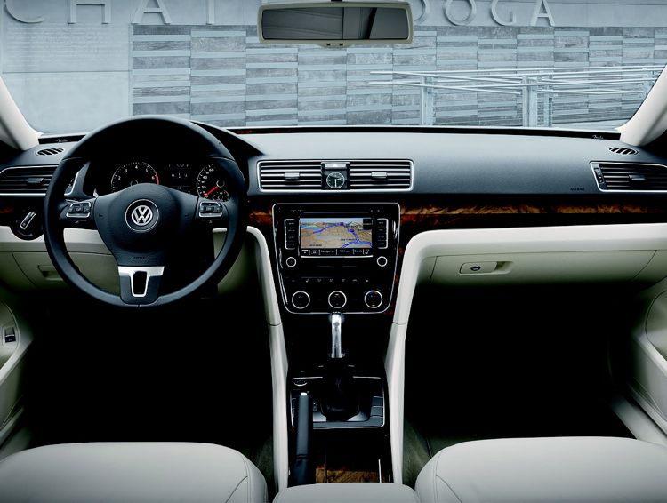 Detroit Motor Show Vw Passat Soll Die Absatzzahlen In Amerika Anheben