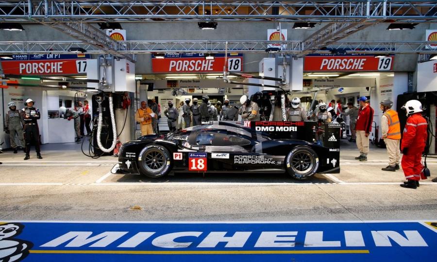 Die Bilder aus Le Mans 2015