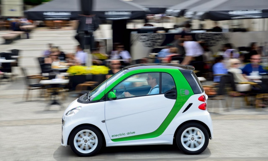 TOP 3: Smart fortwo electric drive ab 23.680 Euro.