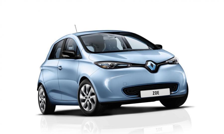 TOP2: Renault ZOE ab 21.700 Euro.