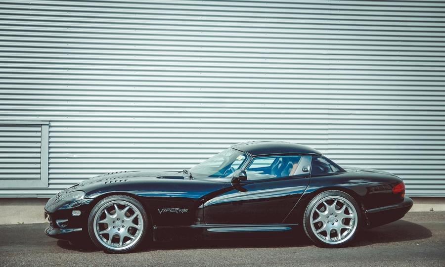 Dodge Viper mit weit über 700 PS