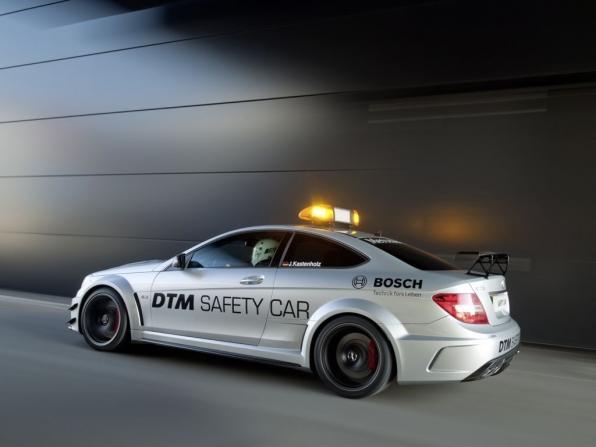 DTM 2012 Safety Car - Mercedes AMG C63