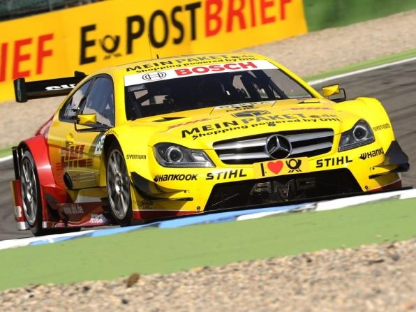 DTM 2012 Team Mücke Motorsport