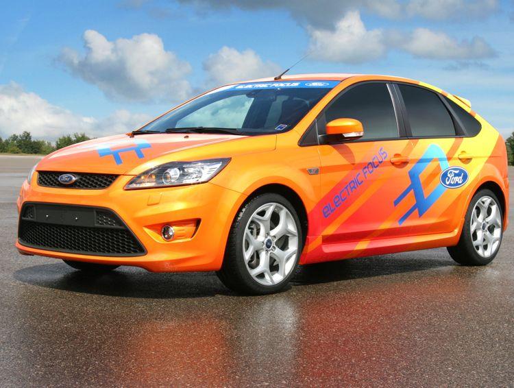 Elektroauto Ford Focus Electric Ab 2012 In Deutschland Zu Kaufen