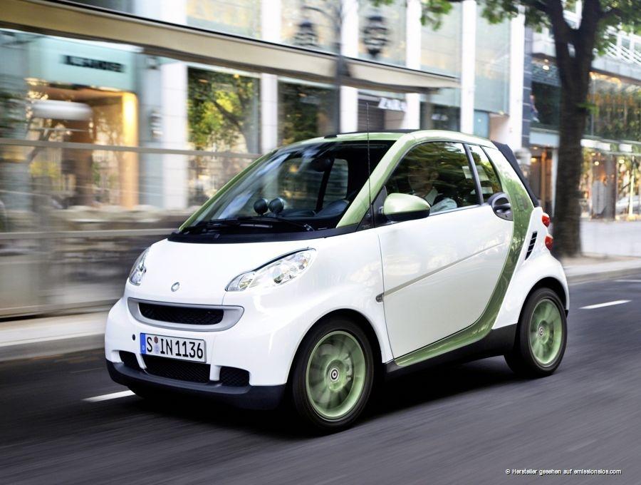 Elektroautos Fr Hamburg 50 Elektro Smarts Fr Die Hansestadt