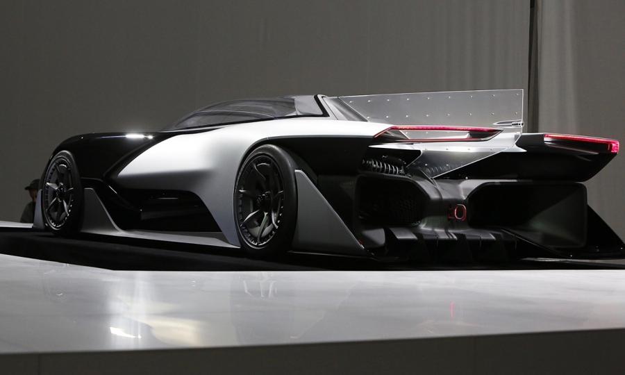 Faraday Future FFZERO1 Konzept