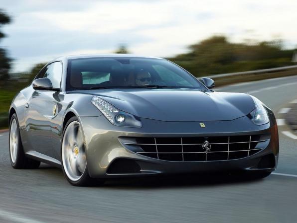 Ferrari FF (2012)