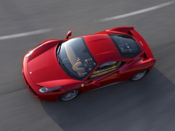 Ferrari 458 Italia (2012)