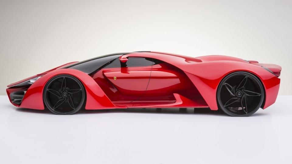 Ferrari F80 Concept