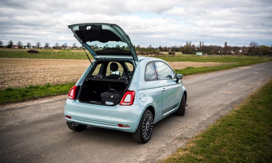 Fiat 500 Hybrid (1.0 GSE) im Test