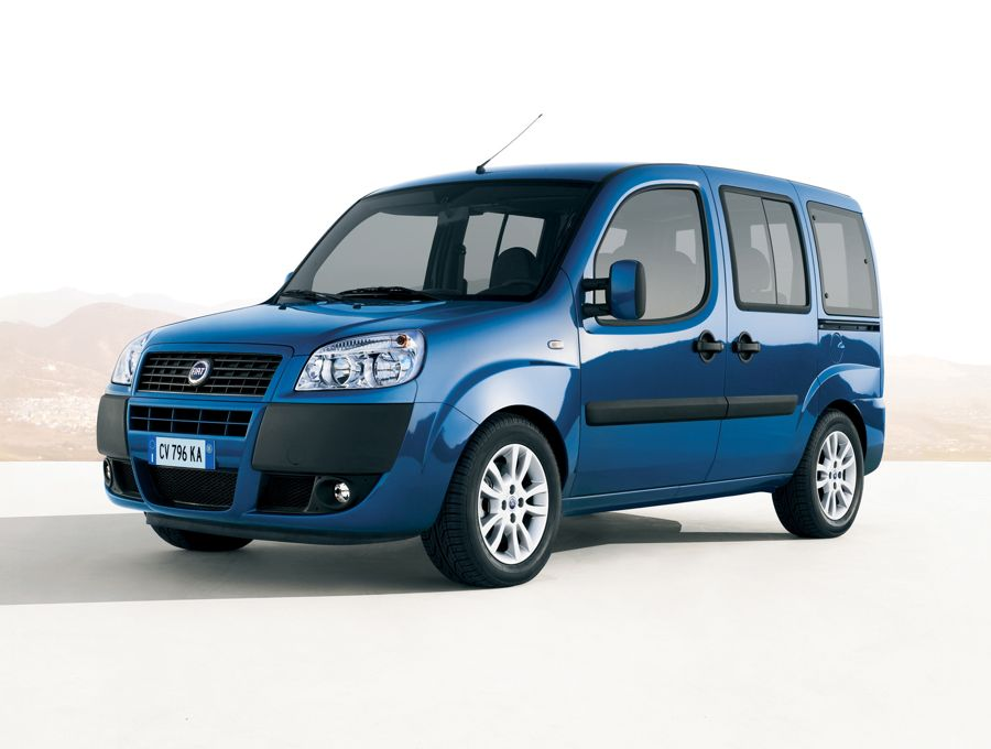Fiat Dobl 16 Natural Power Erdgas 2006