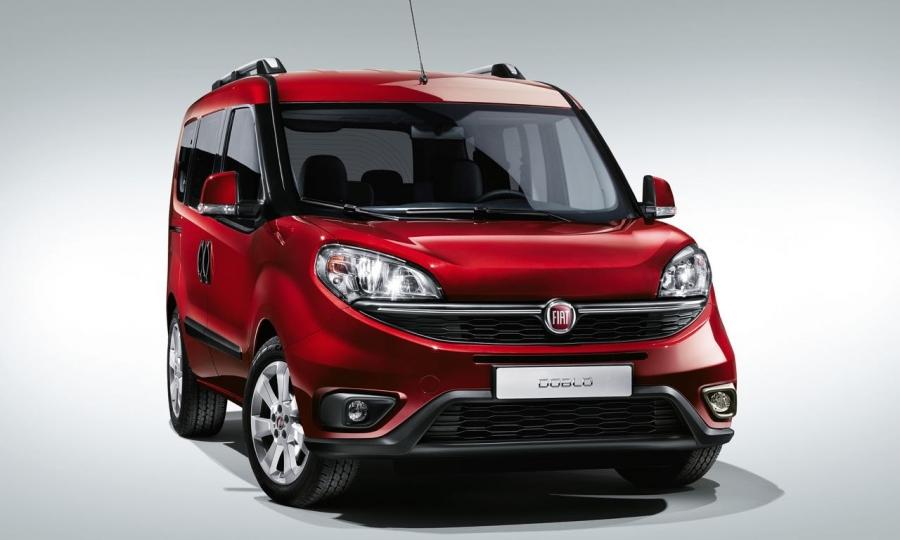 Fiat Doblò (2015)