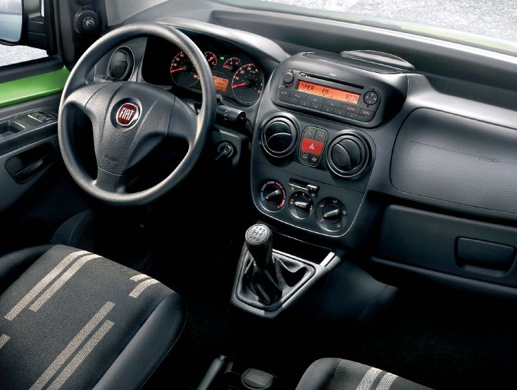 Fiat Fiorino Natural Power 2009