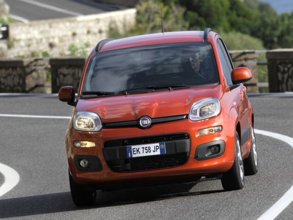 New Fiat Panda (2012)