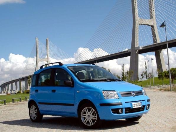 Fiat Panda (2003-2011)