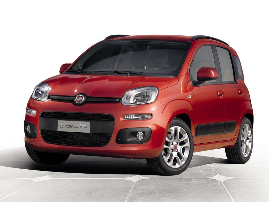 Neuer Fiat Panda auf der IAA 2011