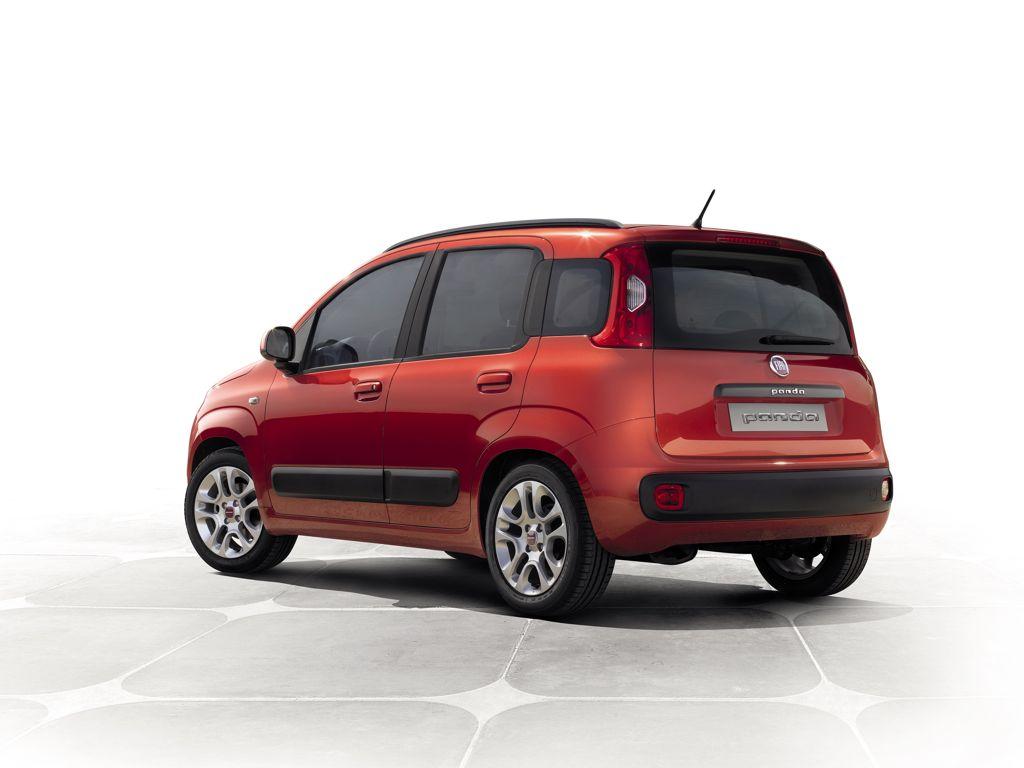 Fiat Panda Motoren