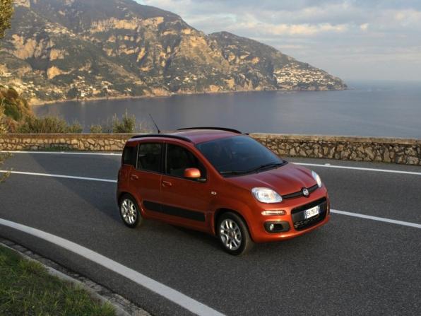 Fiat Panda (2012)