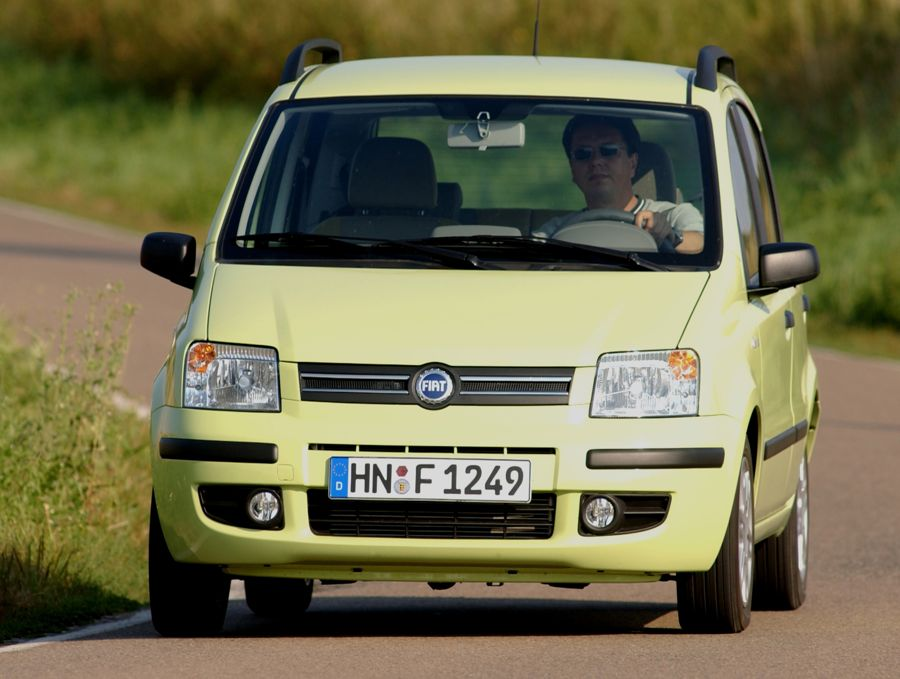 Fiat Panda Panda 12 Natural Power 2007