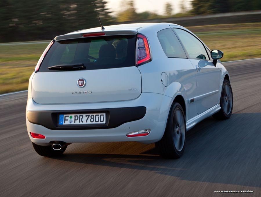 Fiat Punto 14 8v Natural Power