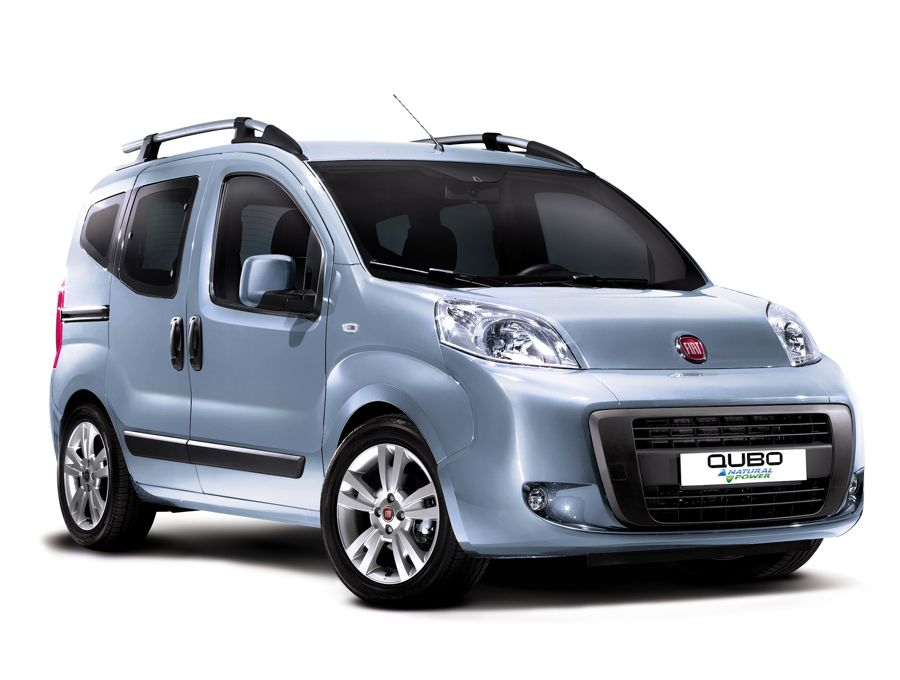 Fiat Qubo 14 8v Natural Power Erdgas 2009