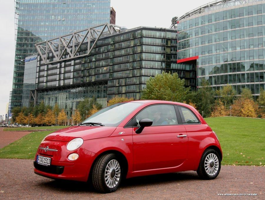 Fiatmicro Vett 500 E 2011