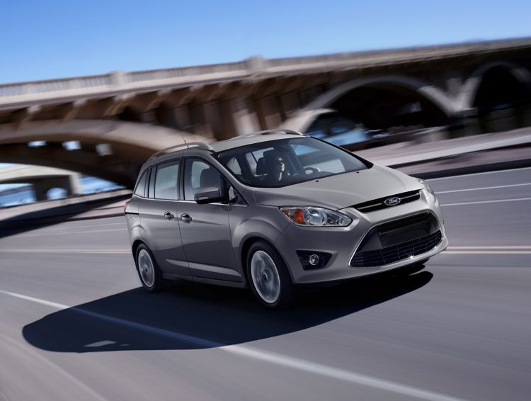 Ford C Max Hybrid 2011