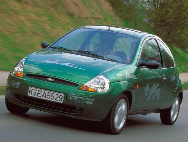 Ford E Ka 2000