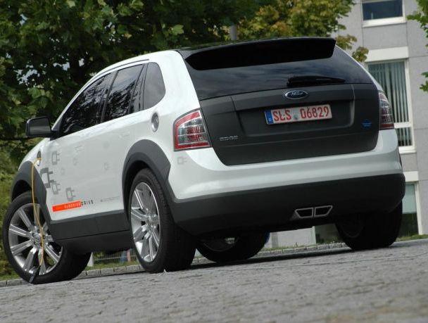 Ford Edge Hyseries 2007