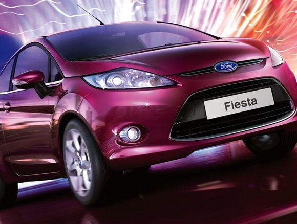 Ford Fiesta Lpg Titanium 2009