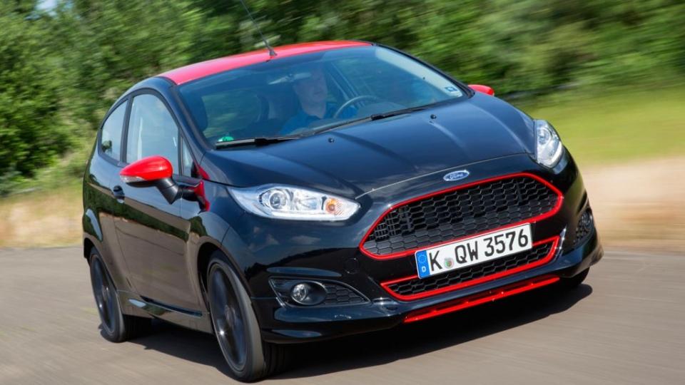 Ford Fiesta Sport (2014)