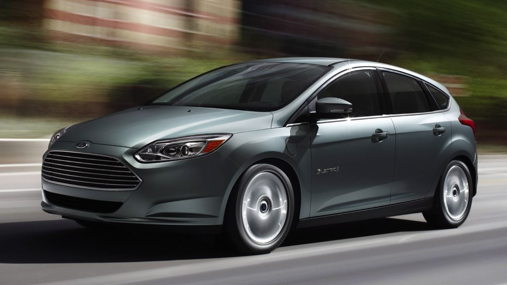 Ford Focus Electric (2014)