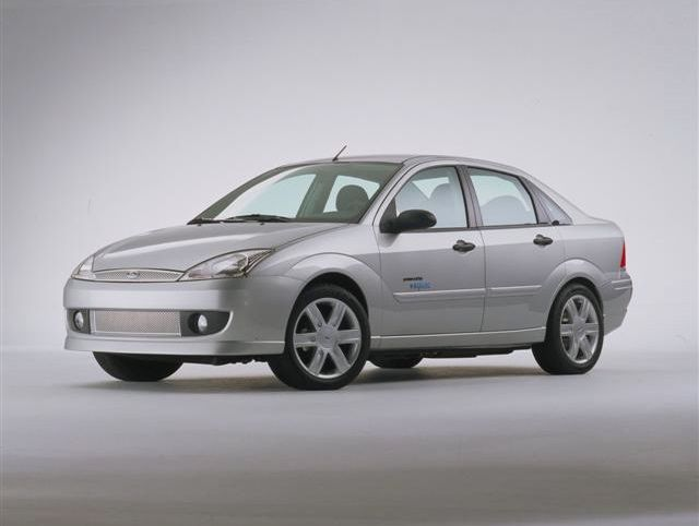 Ford Focus Fc5 2000