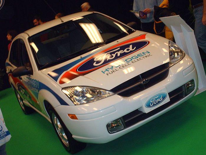 Ford Focus Fcv 2005