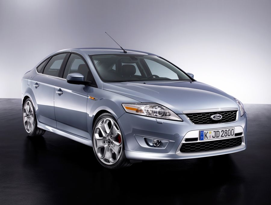 Ford Mondeo Lpg 2007