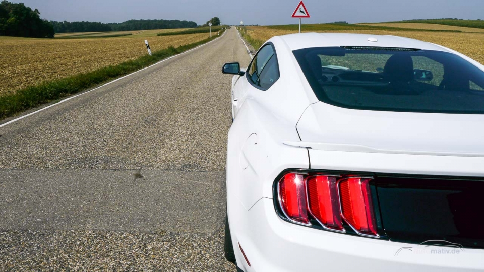 Ford Mustang GT (2016)